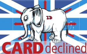 Card declined, a book about ID cards in Britain by SA Mathieson