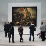 Delacroix Liberty, Louvre Lens: end of history