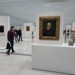 El Greco Covarrubias y Leiva and distractions, Louvre Lens