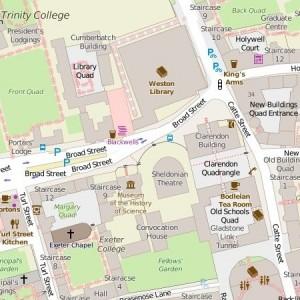 OpenStreetMap Oxford